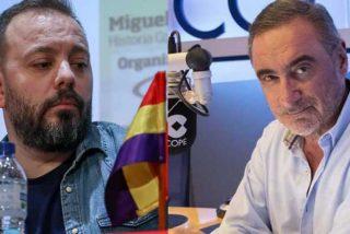 Antonio Maestre lanza sus hienas contra Herrera y la COPE escocido por haber perdido una credibilidad que nunca tuvo