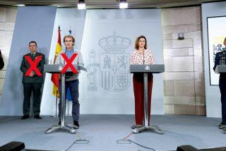 Moncloa, zona cero del coronavirus: tres de los cinco expertos de Sánchez ya son presa del COVID-19
