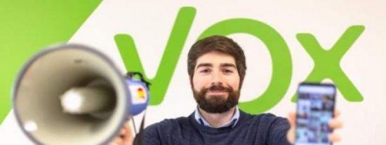 """Entrevista a Manuel Mariscal (VOX): """"Detrás de Newtral y Maldito Bulo hay periodistas de laSexta y ex asesores del PSOE"""""""