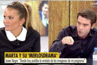 Javier Negre prohíbe terminantemente el uso del vídeo del 'Merlos Place':