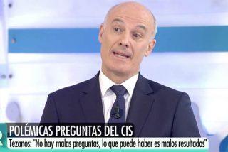 El encuestador Michavila suspende a Tezanos lamentándose del