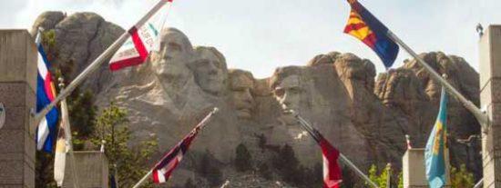 Estados Unidos: Una visita al imponente Monte Rushmore