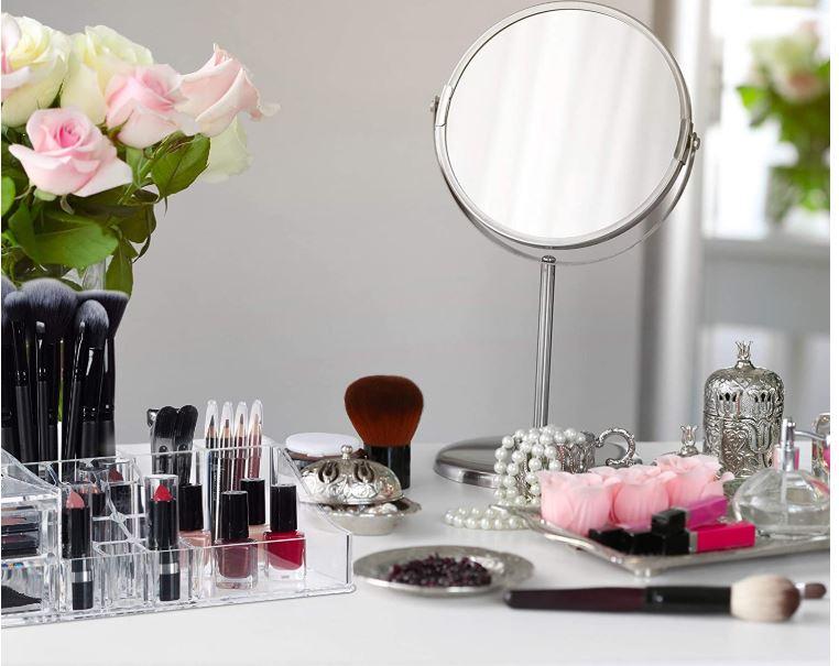 Organizadores de maquillaje más vendidos en Amazon