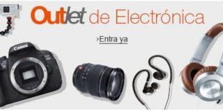 Outlet de electrónica en Amazon