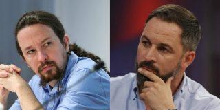"""Abascal fumiga a Iglesias tras la bravata de que la derecha nunca gobernará en España: """"¿Y cómo lo harás, totalitario leninista?"""""""