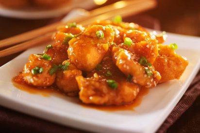 Pollo a la naranja: ¡Al mejor estilo chino!