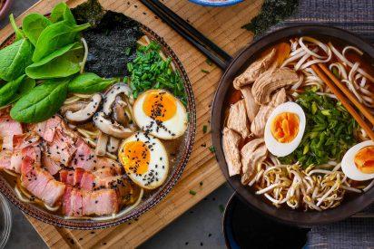 Ramen: ¿Cómo prepararlo en casa, al mejor estilo japonés?