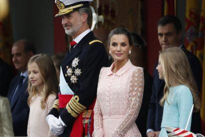 Pánico en Casa Real por el 'caos' que deja el coronavirus y que afecta a Doña Letizia y a la Princesa Leonor