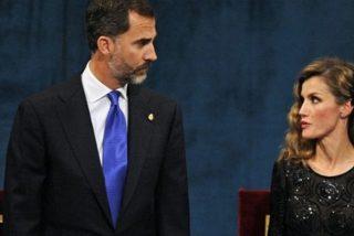 Letizia y Felipe terminan a gritos en Zarzuela por culpa de Don Juan Carlos y la Princesa Leonor