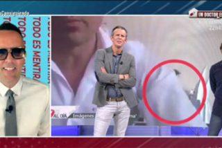 """Javier Negre ajusta cuentas con Risto Mejide en directo: """"¡Eres un demagogo y un manipulador!"""""""