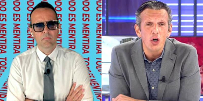El #MerlosPlace inicia una guerra entre presentadores de Mediaset: Risto le monta un pollo brutal a Joaquín Prat