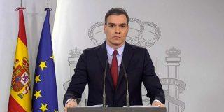 El tétrico pronóstico económico de Pedro Sánchez que emula los 'brotes verdes' de Zapatero