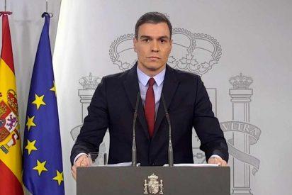 Sánchez vuelve a amordazar a la prensa con otro 'Aló presidente' para hacer balance del 2020