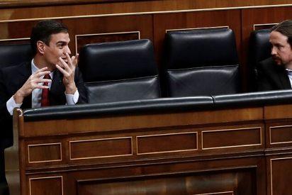 Aprobada la 'paguita' del PSOE-Podemos: solo VOX se abstiene de apoyar el Ingreso Mínimo Vital
