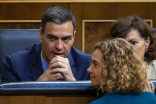 El censor gesto de Pedro Sánchez: clava una mirada a Batet para que silencie de una vez a un diputado de Ciudadanos