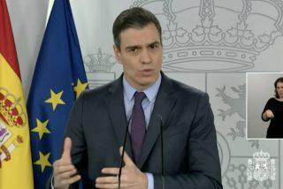 Pedro Sánchez marea la perdiz durante más de una hora para anunciar que habrá más prórrogas del estado de alarma
