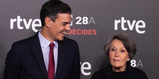 España huye del 'infecto parte' Sánchez-Iglesias y la soviética TVE se cae con el Covid-19