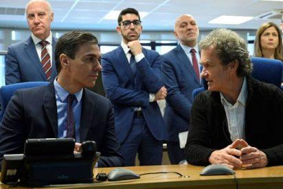 Sánchez paga un sueldo millonario 'por productividad' a Fernando Simón en plena crisis del Covid-19