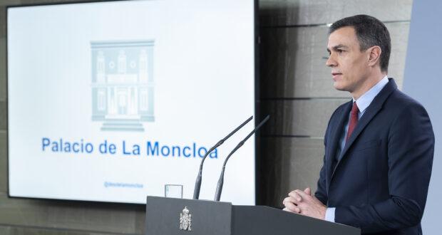Pedro Sánchez prepara otro 'Aló presidente' con la excusa de anunciar una nueva prórroga, que no será la última, del Estado de Alarma