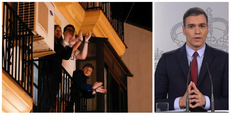 """""""Sánchez no solo niega el sufrimiento a los españoles, sino que pretende que le aplaudan"""""""