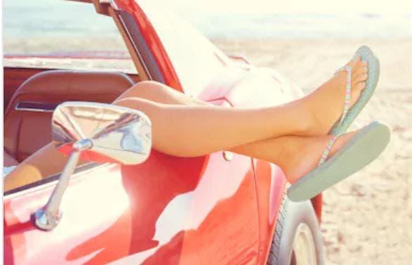 Tendencias en sandalias mujer primavera–verano 2020