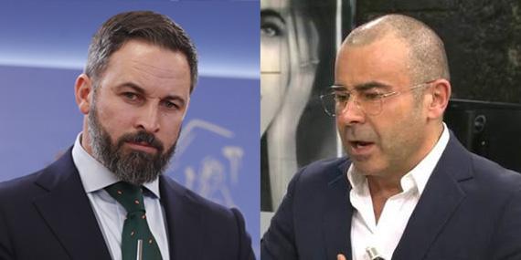 """VOX a Jorge Javier 'Sálvame': """"Tu programa se emite por una concesión, con la que silenciaste una violación"""""""