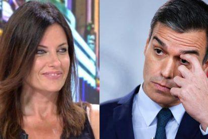 Cristina Seguí explota contra Pedro Sánchez por presumir de los test realizados en España: