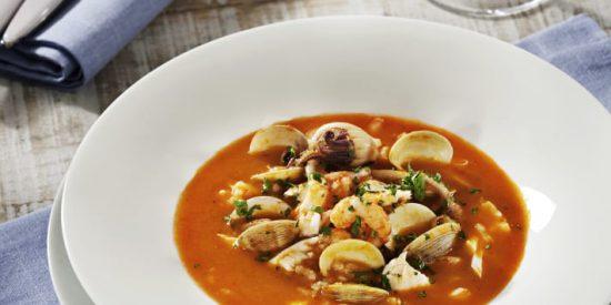 Sopa de pescado: Suculenta y deliciosa