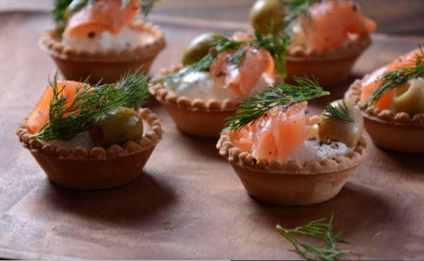 Recetas de tartaletas saladas