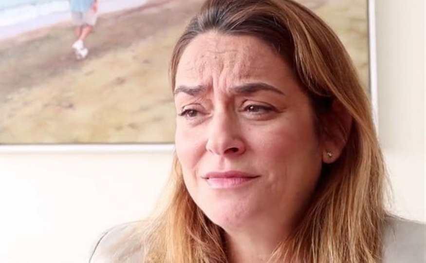 Toñi Moreno, destrozada: cree que la van a despedir de Telecinco por estar engordando