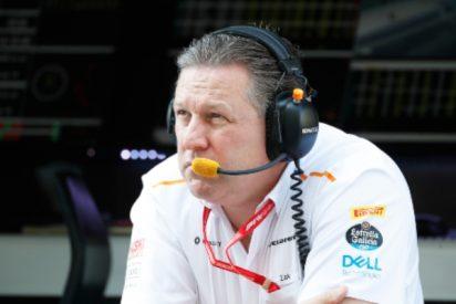 """Zak Brown: """"Desde hace meses sabíamos que Carlos Sainz y Ferrari tenían conversaciones"""""""