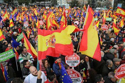 VOX coordina la primera manifestación contra Pedro Sánchez post-confinamiento: el 23 de mayo y en todas las capitales de provincia
