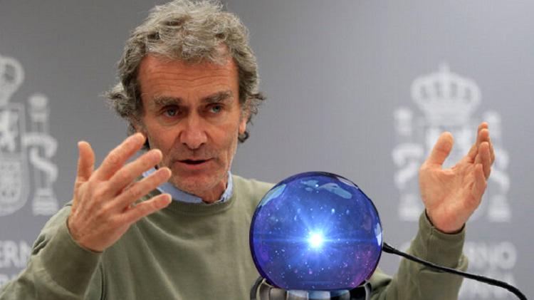 Chiste: el 'vidente' Fernando Simón predijo los despidos en Nissan