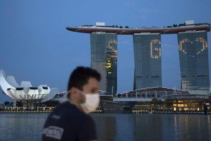 El costoso rebrote del COVID-19 en Singapur