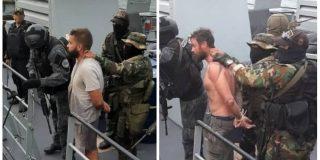 La dictadura de Maduro detiene a dos estadounidenses para seguir con su montaje de una invasión de EEUU