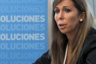 """Entrevista a Alicia Sánchez Camacho (PP): """"Sánchez está actuando a la desesperada porque está desbordado por los acontecimientos"""""""
