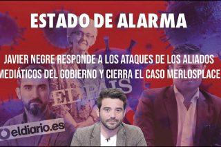Un ciberataque tumba el estreno de la web de Estado de Alarma TV