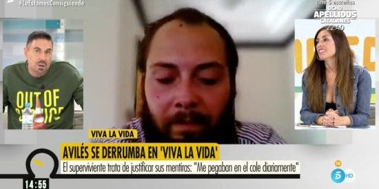 """José Antonio Avilés se retira de la televisión: """"Es una necesidad"""""""
