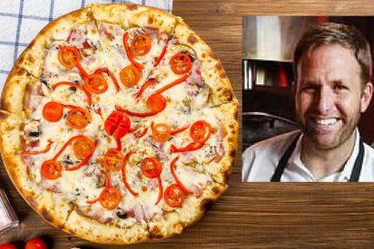 Adam Peyton, el pizzero que se 'forra' comprándose pizzas a sí mismo en una app de reparto con descuento