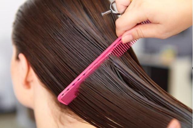 Cómo alisar el pelo sin calor
