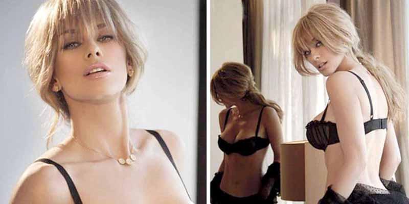 """Aracely Arámbula """"revienta"""" Instagram recordando su desnudo integral para un pintor"""