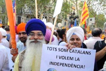A la caza del turista español: la Cataluña que venden ahora Torra y los independentistas no tiene lazos amarillos ni 'esteladas'