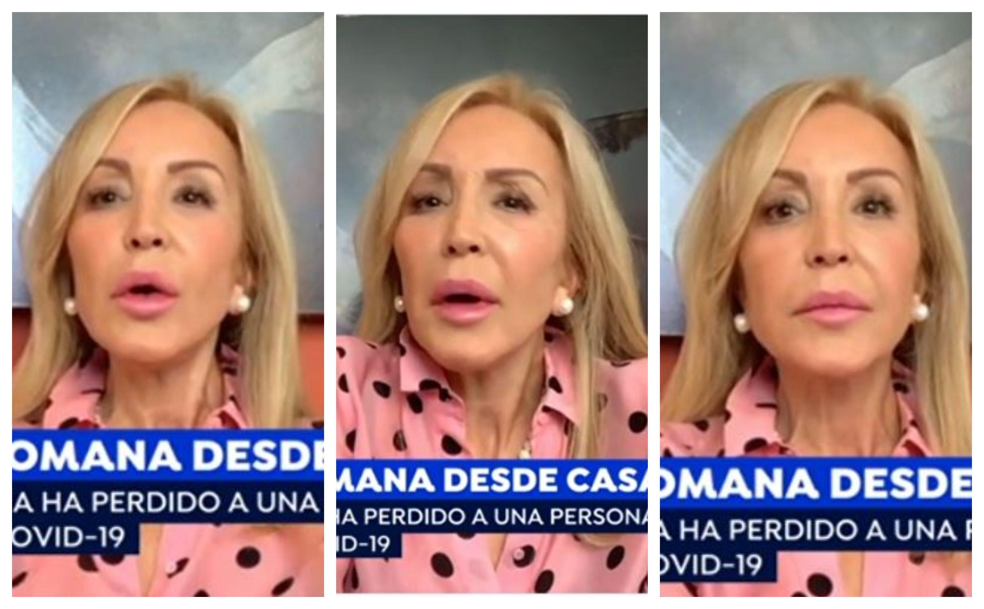 """Carmen Lomana se mofa del discurso de Carmen Calvo y el 8-M: """"Dijo que le iba la vida y, efectivamente, se la jugó"""""""