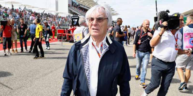 Bernie Ecclestone desveló la razón por la que Ferrari rompió con Vettel y mencionó a su posible nueva escudería