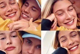 La tensión entre Justin Bieber y Hailey Baldwin estremece a miles de seguidores en directo