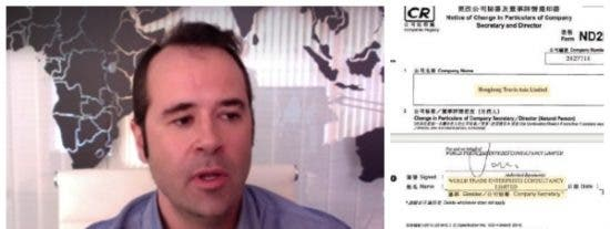Entrevista a Javier Chicote (ABC):