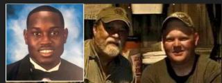 EEUU: un expolicía y su hijo asesinan a un joven negro mientras hacía deporte en su zona residencial