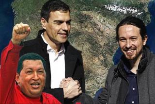 El paralelismo del inicio de los Gobiernos de Hugo Chávez y Pedro Sánchez-Pablo Iglesias
