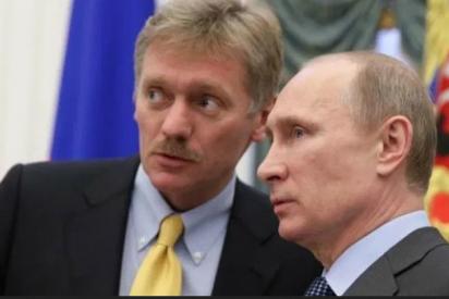 El coronavirus 'invade' el Kremlin: contagiado Dmitri Peskov, portavoz de Vladimir Putin