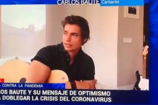 Carlos Baute descoloca a la soviética RTVE: lanza un inesperado 'zasca' a Pedro Sánchez por la falta de test